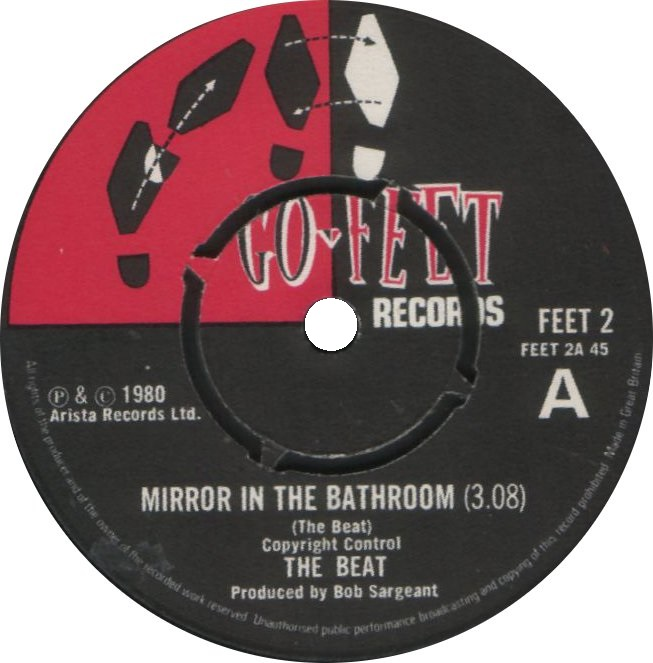 45cat  The Beat  Mirror In The Bathroom  Jackpot  Go