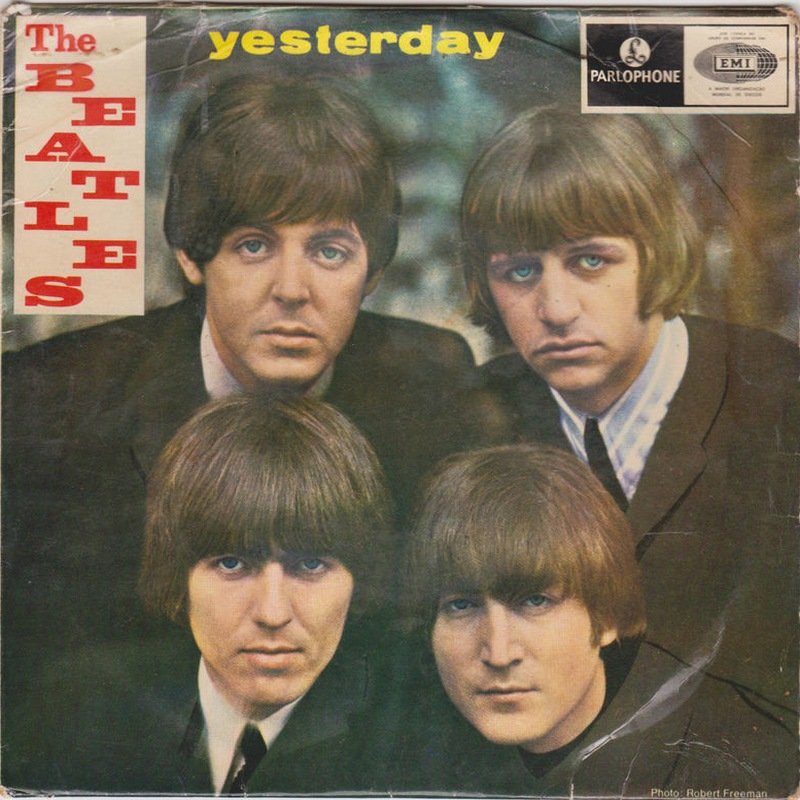 The Beatles Song Of The Day Yesterday  slicethelife