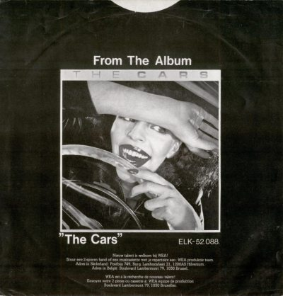 45cat - The Cars - My Best Friend's Girl / Moving In ...