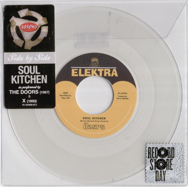 45cat  The Doors  Soul Kitchen  Soul Kitchen  Rhino