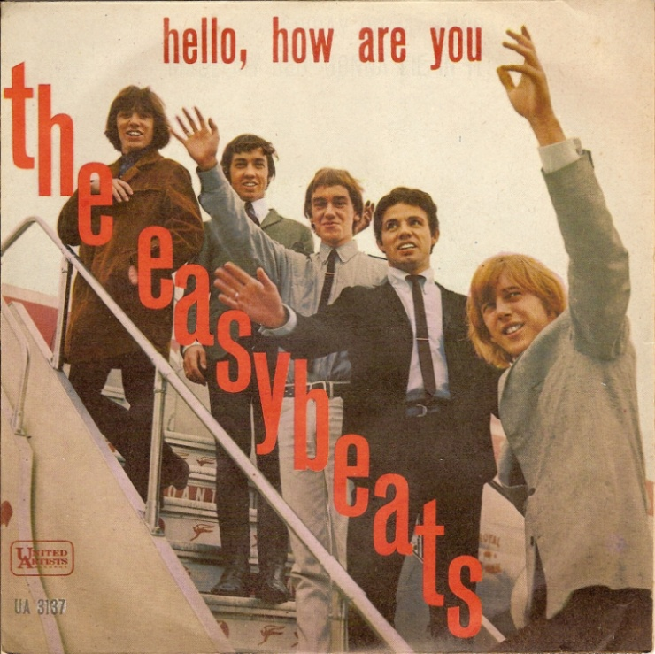 Image result for THE EASYBEATS DISCOGRAPHY