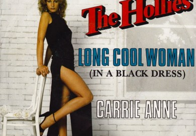 Long Cool Woman In A Black Dress By The Hollies Lyrics