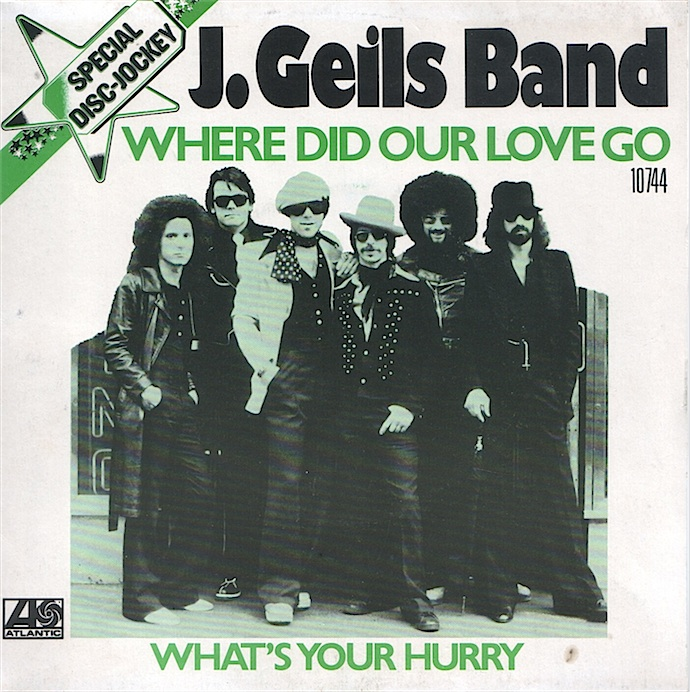 Image result for j geils band discography