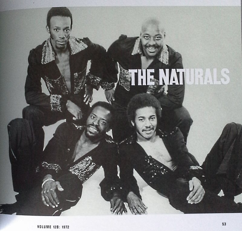 Image result for the naturals motown