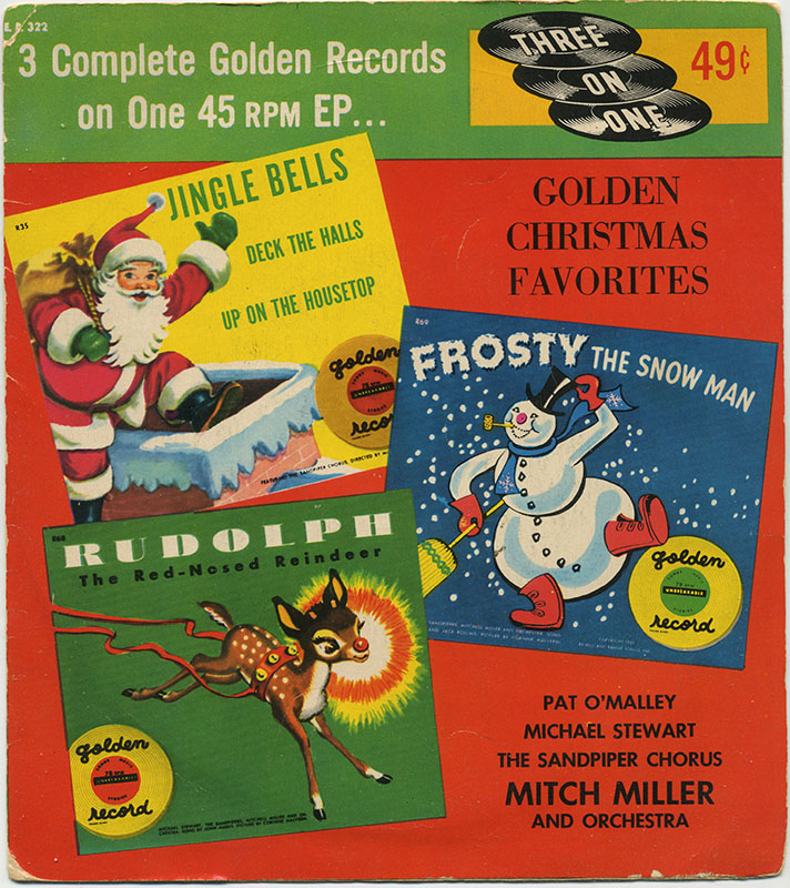 mitch miller christmas tv