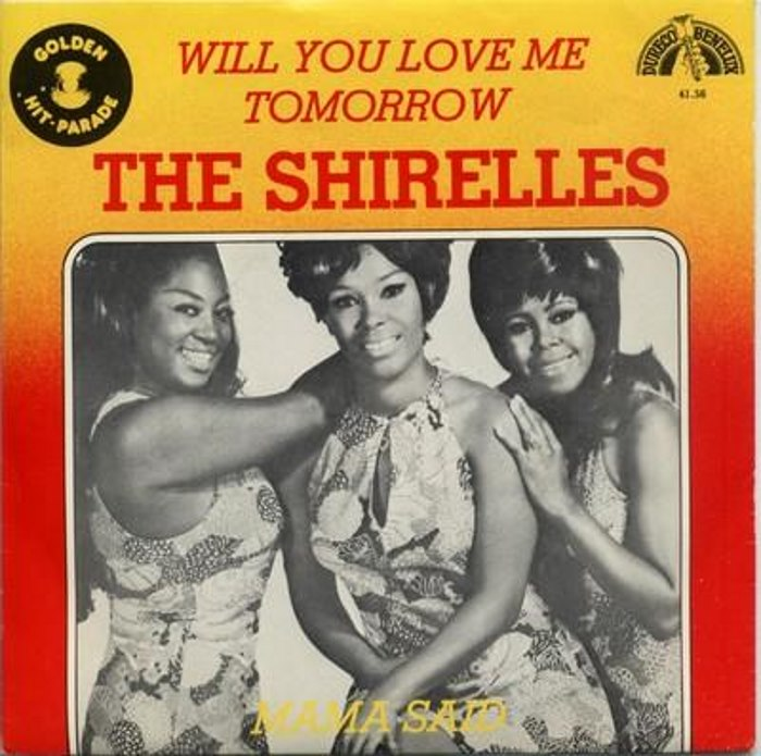 Image result for the shirelles discography