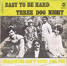 Image result for easy to be hard three dog night images