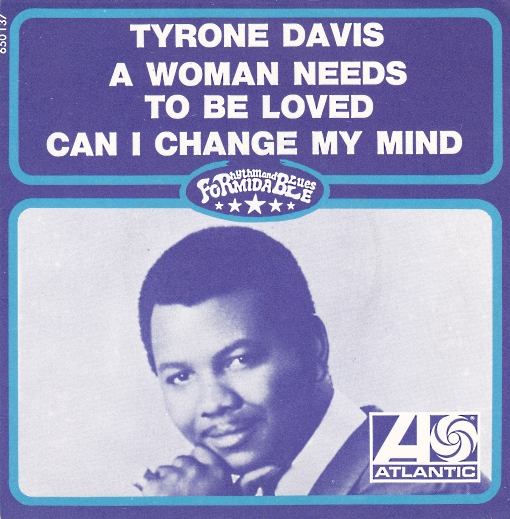 Image result for tyrone davis can i change my mind