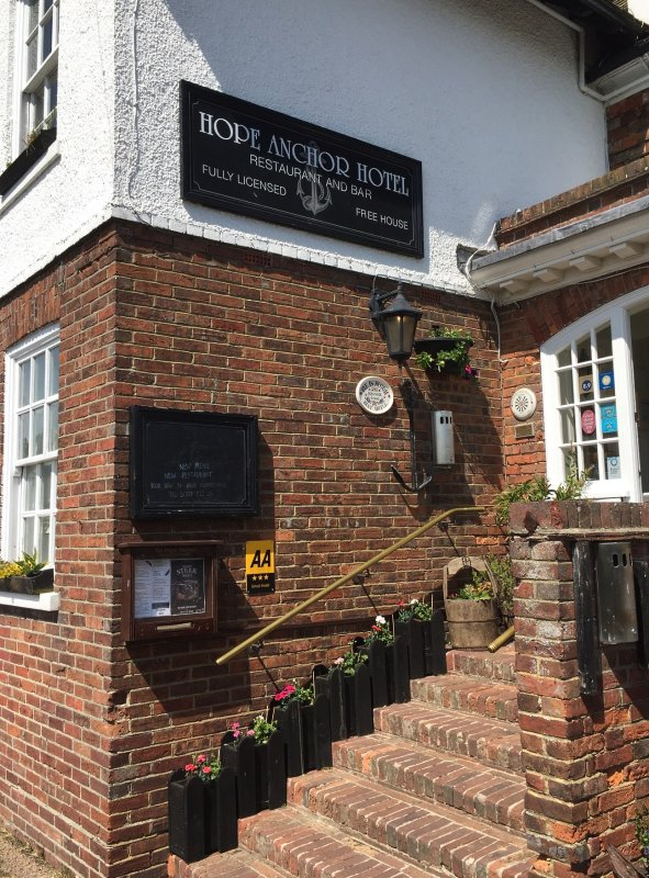 Pubs Restaurants Bars Cafes And Hotel Signs Rye Hope