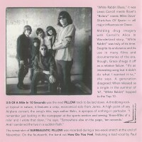 CD Album - Jefferson Airplane - Surrealistic Pillow - RCA ...
