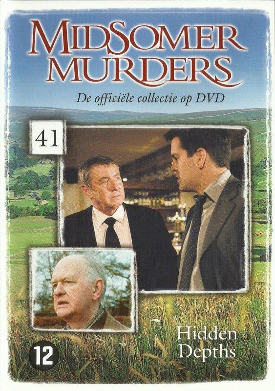 Midsomer Murders Hidden Depths : midsomer, murders, hidden, depths, Midsomer, Murders, Hidden, Depths, Bentley, Productions, Netherlands
