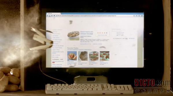 Chrome vs 土豆