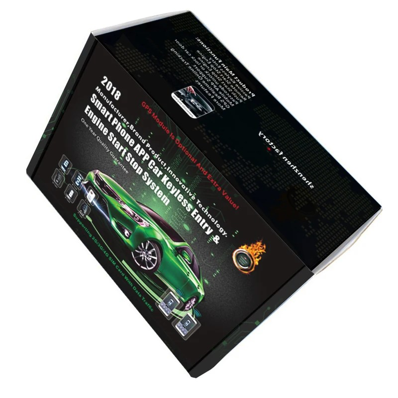 Amp Security Gt Remote Car Start How To Install Remote Control Engine