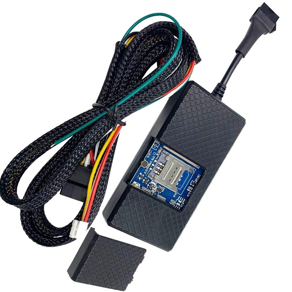 Car Alarm And Tracking System Smart Phone Remote Engine Startfm7606