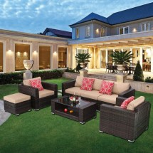 htth 7-piece outdoor furniture