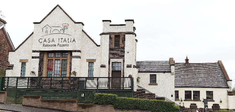 Casa Italia Ristorante Clydebank  Restaurant Bookings  Offers  5pmcouk