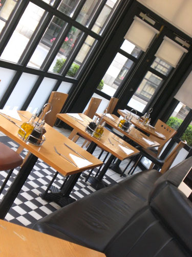 Alla Piazza Glasgow  Restaurant Bookings  Offers  5pmcouk