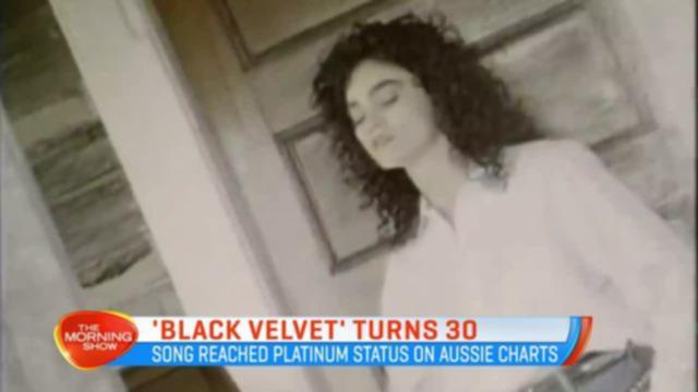 Alannah Myles' hit Black Velvet turns 30