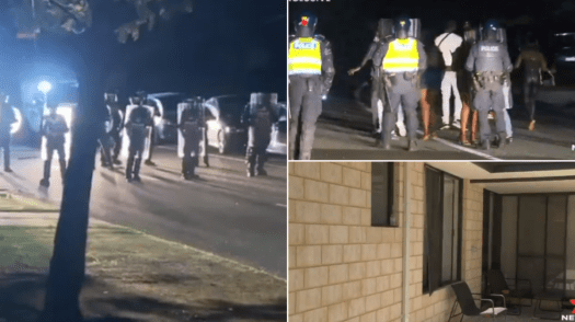 Airbnb party descends into Boxing Day rampage in Perth as ...
