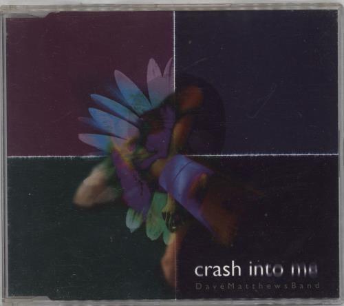 """Dave Matthews Band Crash Into Me Usa Promo 5"""" Cd Single"""