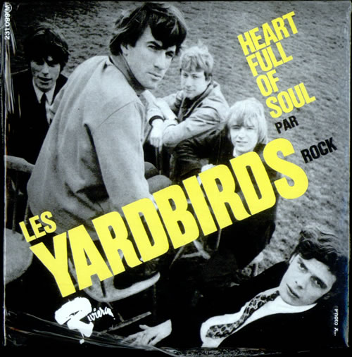 The Yardbirds Heart Full Of Soul French 5