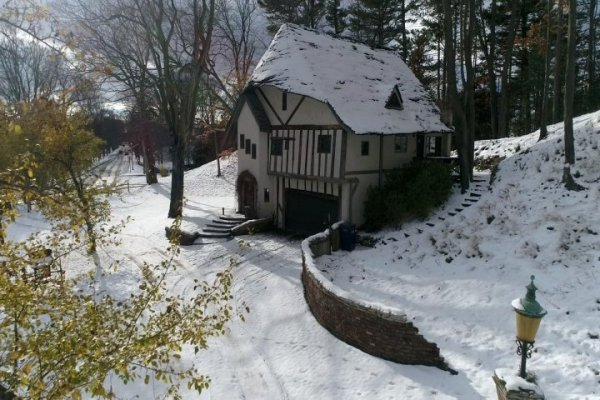 Amazing Northern Michigan Homes: Applecore Cottage in ...
