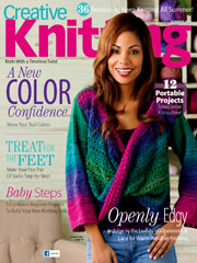 Creative Knitting Summer 2013 - Electronic Download