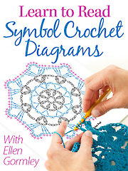 Learn to Read Symbol Crochet Diagrams