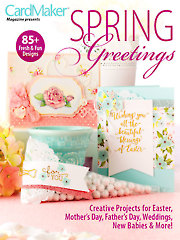 Spring Greetings - Electronic Download