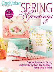 Spring Greetings - Electronic Download