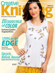 Creative Knitting Summer 2016 - Electronic Download