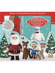 Rudolph the Red Nosed Reindeer(R) Crochet Kit