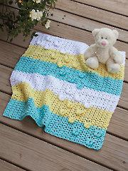Butterfly Pram Blanket