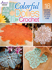 Colorful Doilies to Crochet - Electronic Download