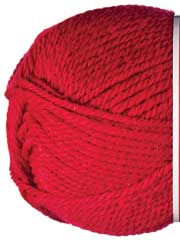 Plymouth Yarn� Encore Chunky Red