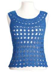 Marilyn Crochet Pattern - Electronic Download