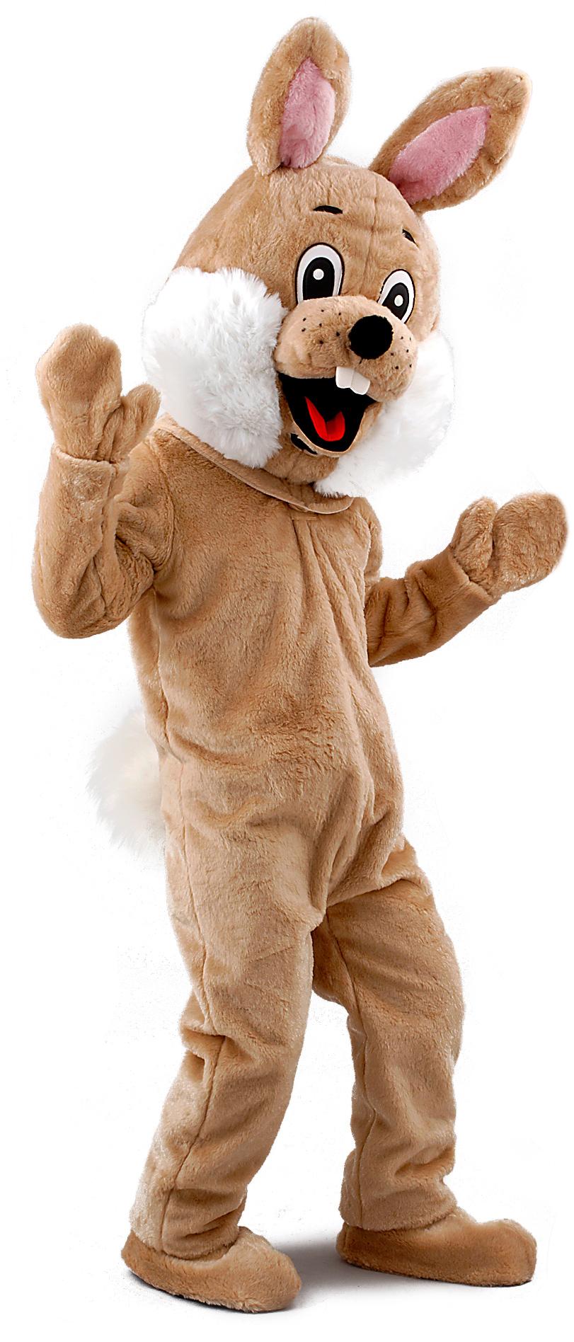 Brown Rabbit Costume