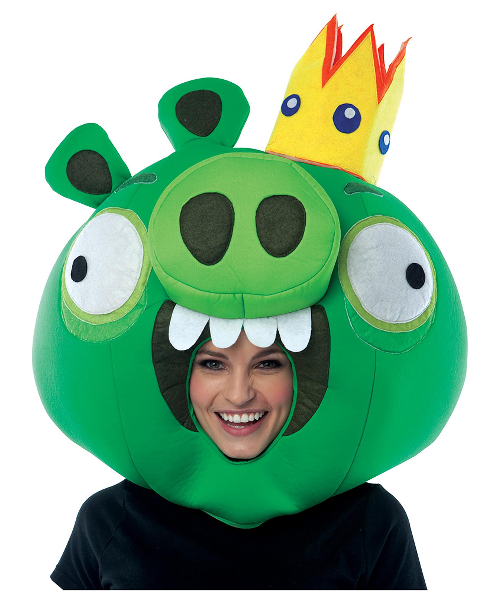 Rovio Angry Birds - King Pig Mask