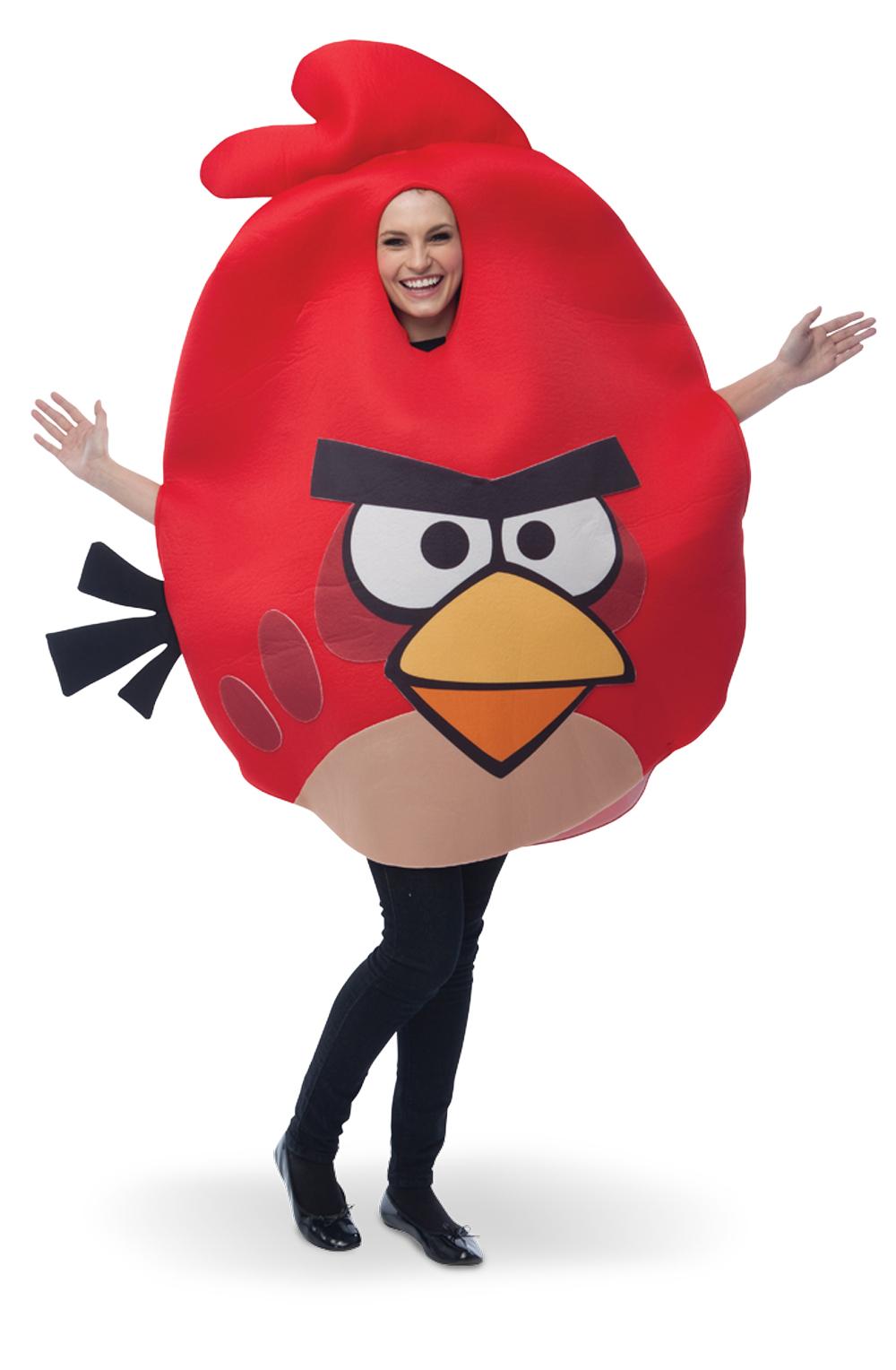 Rovio Angry Birds - Red Angry Bird Adult Costume