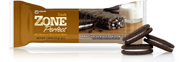 Dark Chocolate Cookies & Creme Bar