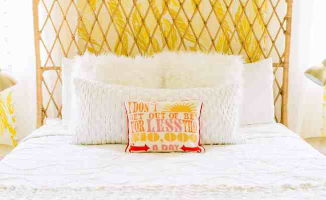 Elsie S Guest Bedroom Tour Before After A Beautiful Mess