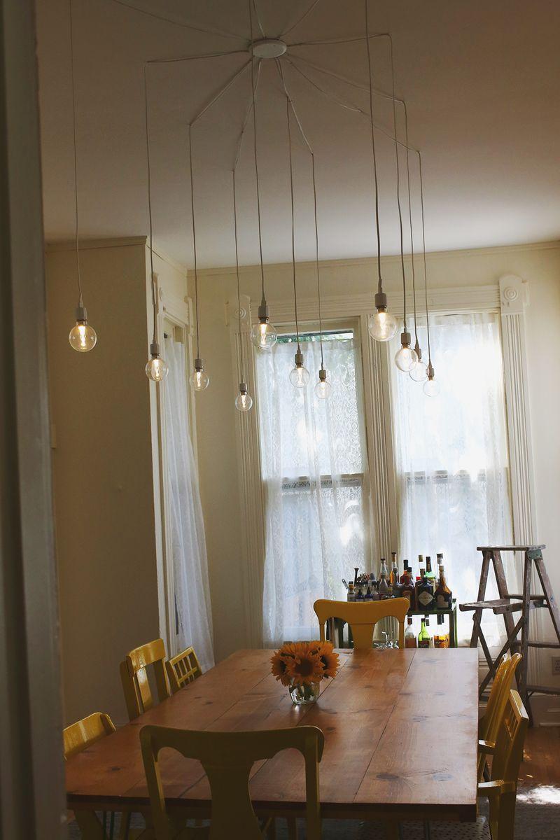 medium resolution of my dream light fixture and it s diy