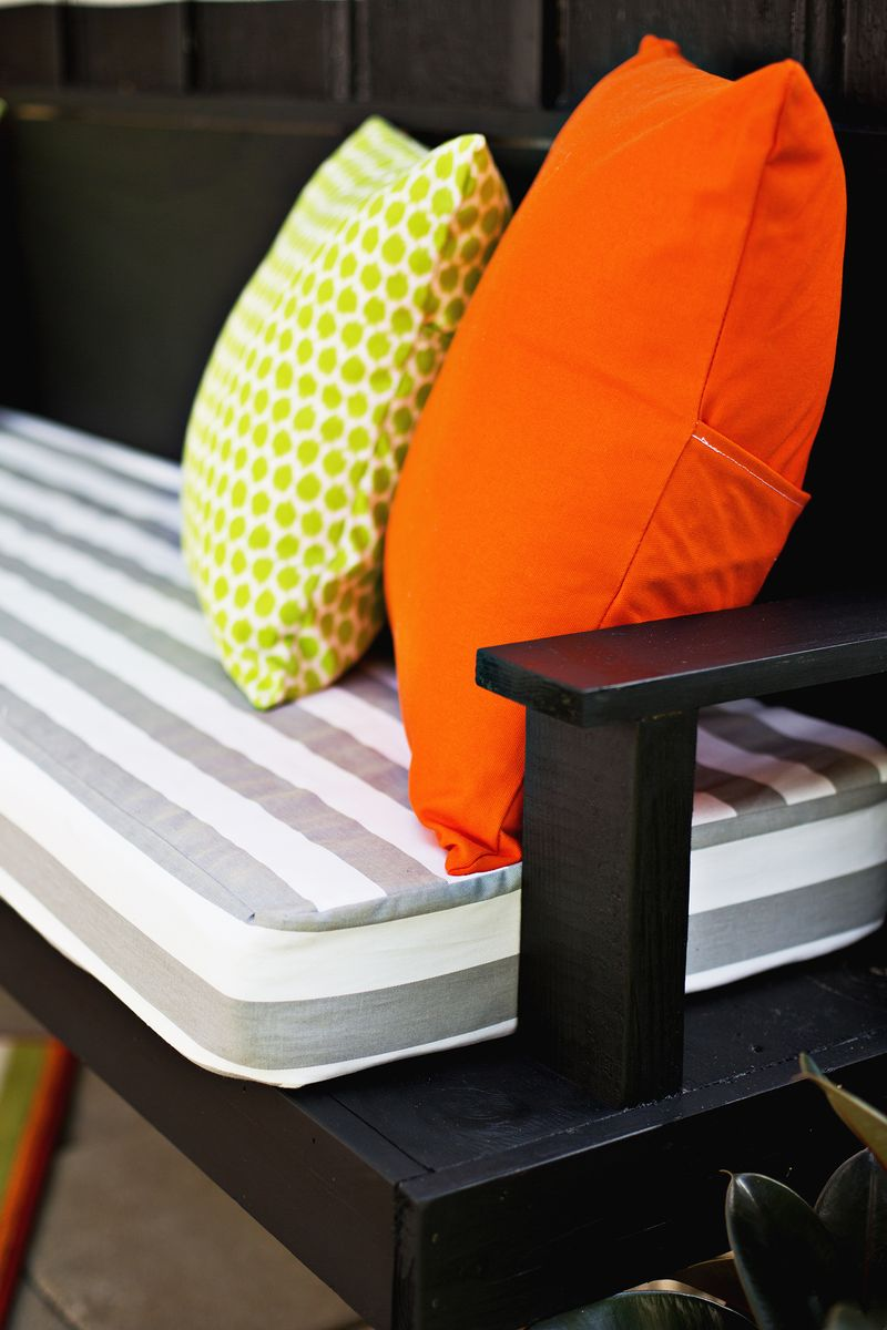 do it yourself patio chair cushions collapsible hammock make your own outdoor a beautiful mess