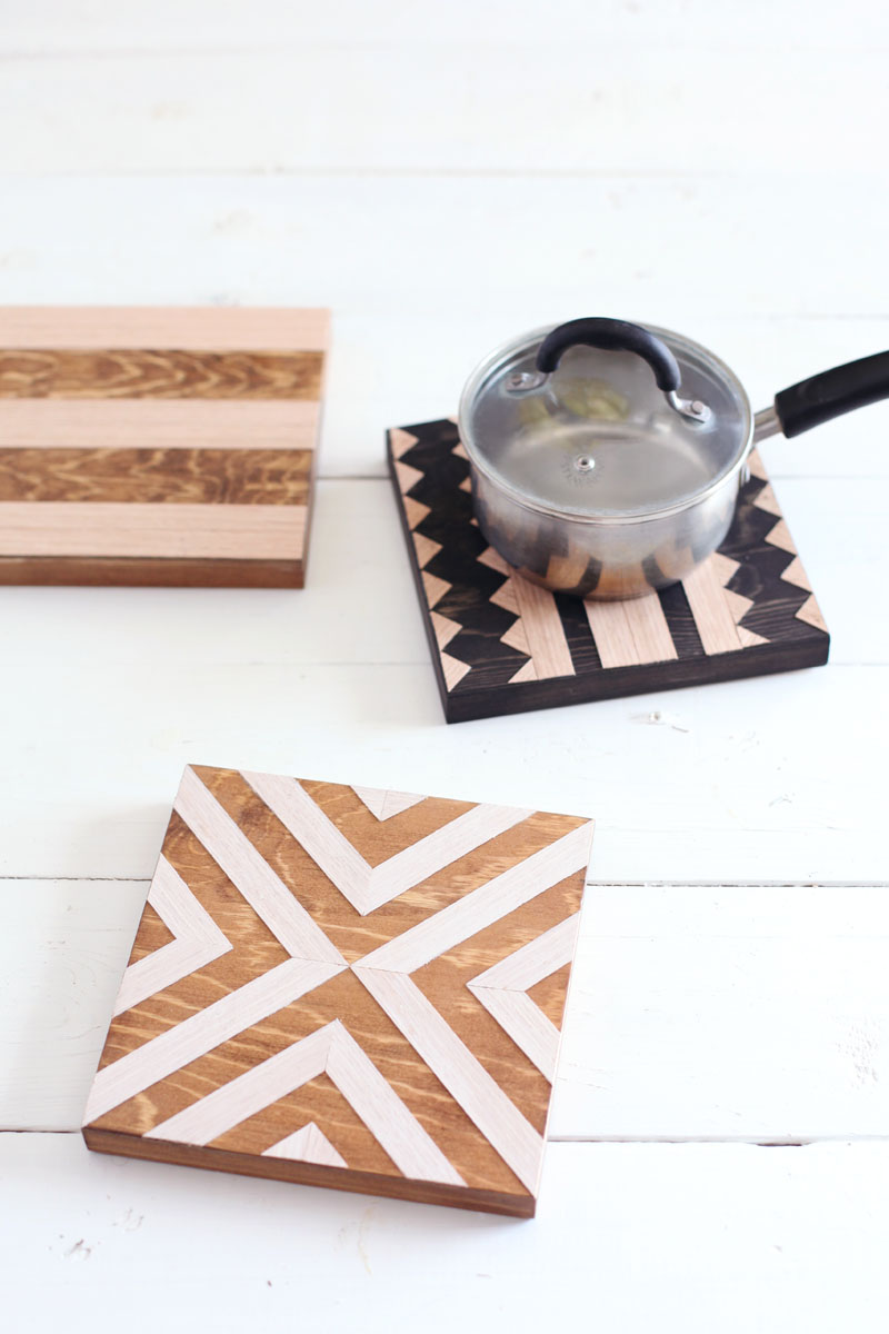 Simple Marquetry Patterns