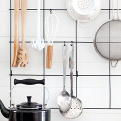 Kitchen Wire Rack Pantry Storage All Posts A Beautiful Mess Make Utensil With Items Found At The Hardware Store Click Through For