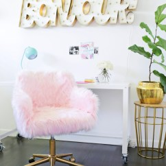 Desk Chair Ideas Swivel Recliner Project Restyle Office Makeover A Beautiful Mess