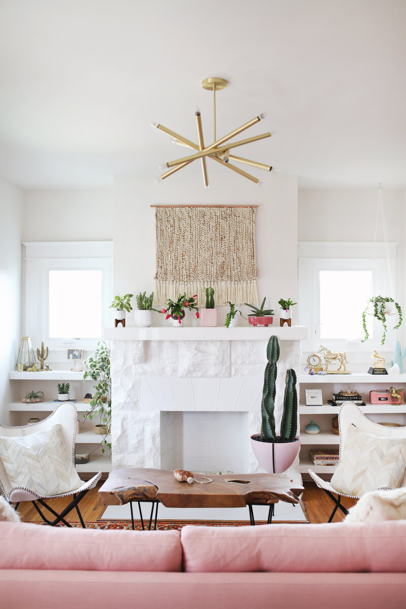 Kacey Musgraves Living Room Makeover A Beautiful Mess