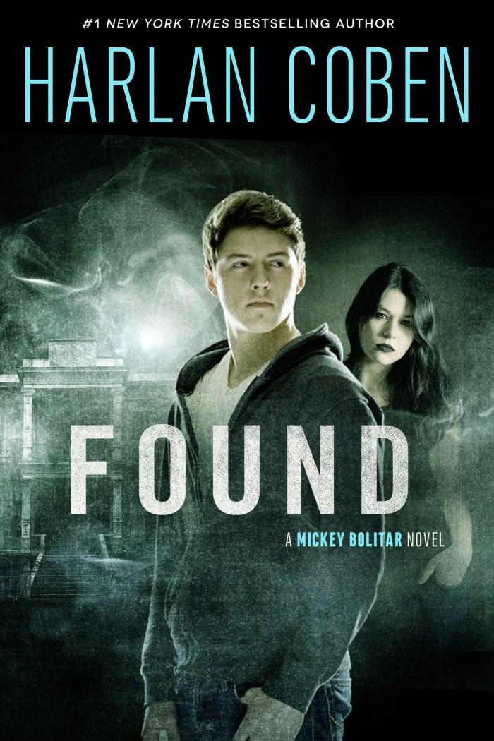 Found: A Mickey Bolitar Novel by Harlan Coben| wearewordnerds.com