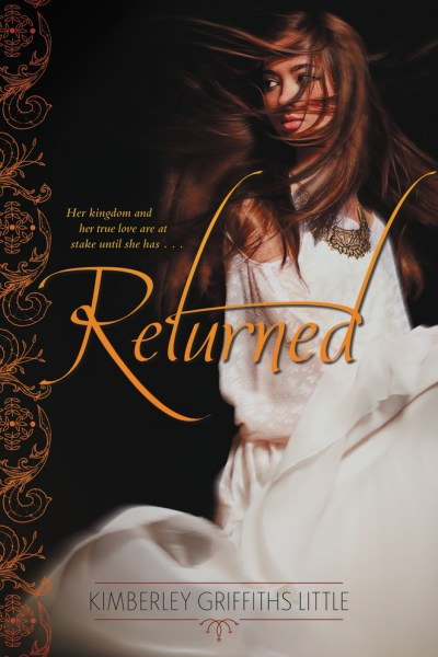 Returned by Kimberley Griffiths Little - The Official Harper Winter 2017 Cover Reveal List via Epic Reads