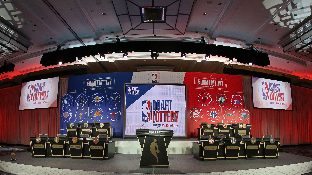 2020 NBA Draft Lottery Odds: Cavaliers. Warriors. Timberwolves Have Best Chance At No. 1   The Action Network